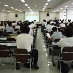 北海道広報広聴技術研究会の研修の様子